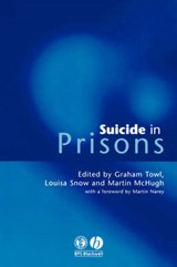 Suicide in Prisons | Graham J. Towl |