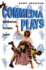Commedia Plays | Barry Grantham |