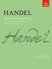 Selected Keyboard Works, Book I