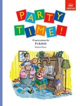 Party Time! 15 party pieces for piano | Michael Rose |