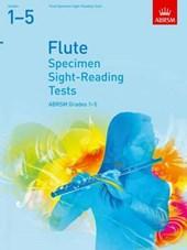 Specimen Sight-Reading Tests for Flute, Grades 1-5
