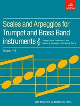 Scales and Arpeggios for Trumpet and Brass Band Instruments, | Abrsm |