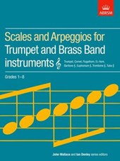 Scales and Arpeggios for Trumpet and Brass Band Instruments,