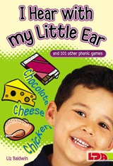 I Hear with My Little Ear | Liz Baldwin |