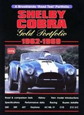 Shelby Cobra Gold Portfolio, 1962-69