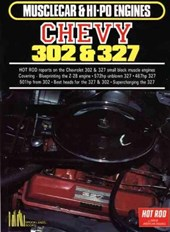 Chevy 302 And 327 Musclecar and Hi-po Engines | R. M. Clarke |