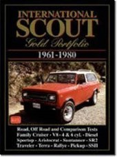 International Scout, 1961-1980 Gold Portfolio