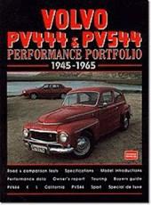 Volvo Pv444 & Pv544 1945-65
