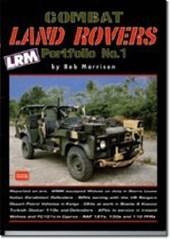 Combat Land Rovers Portfolio No.