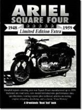 Ariel Square Four 1948 Limited Edition Extra | auteur onbekend |