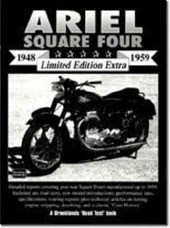 Ariel Square Four 1948 Limited Edition Extra