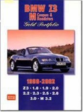 Bmw Z3, m Coupe & M Roadster, 1996-2002