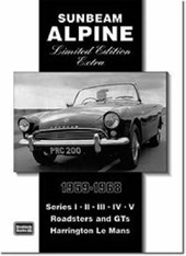 Sunbeam Alpine 1959-1968