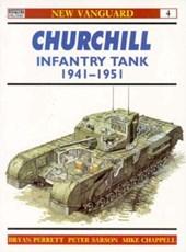 Churchill Infantry Tank 1941-51