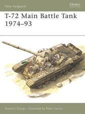 T-72 Main Battle Tank 1974-1993