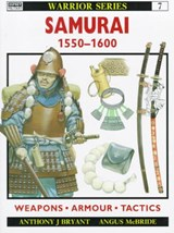Samurai 1550-1600 | Anthony J. Bryant |