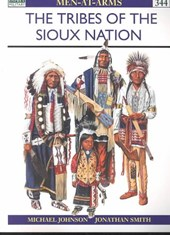 Tribes of the Sioux Nation | Michael Johnson |