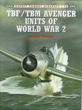 Tbf/Tbm Avenger Units of World War