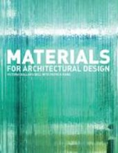Materials for Architectural Design | Victoria Ballar Bell |