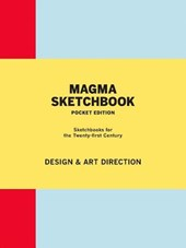 Magma sketchbook: design & art direction mini edition | Lachlan Blackley |