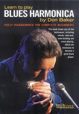 Learn to Play Blues Harmonica | Don Baker |