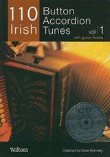 110 Irish Button Accordion Tunes | Dave Munnelly |