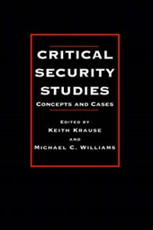 Critical Security Studies | Keith Krause |