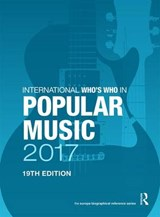 International Who's Who in Popular Music |  |