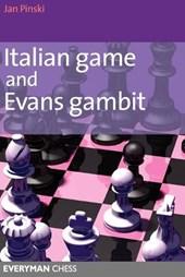 Italian Game and Evans Gambit