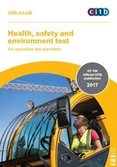 Health, Safety and Environment Test for Operatives and Speci