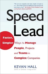 Speed Lead | Kevan Hall |