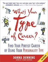 What's Your Type of Career? | Donna Dunning |