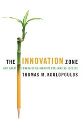 The Innovation Zone | Thomas M. Koulopoulos |