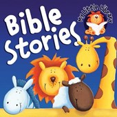 My Little Library Bible Stories