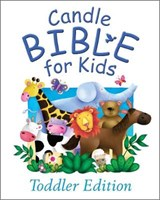 Candle Bible for Kids Toddler Edition | Jo Parry |