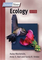 BIOS Instant Notes in Ecology | A.S. Ball |