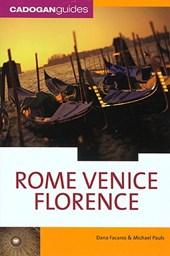 Cadogan Guide Rome, Venice, & Florence