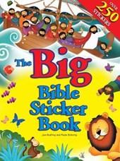 Big Bible Sticker Book