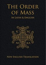 Order of Mass in Latin and English | auteur onbekend |