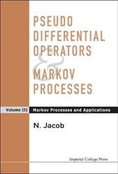 Pseudo Differential Operators & Markov Processes