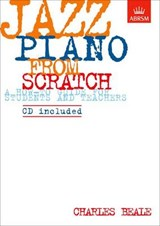 Jazz Piano from Scratch | auteur onbekend |