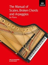 Manual of Scales, Broken Chords and Arpeggios | Ruth Gerald |