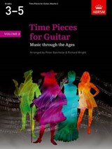 Time Pieces for Guitar, Volume | Peter Batchelar |