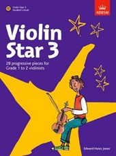 Violin Star 3, Student's book, with CD | Edward HuwsJones |