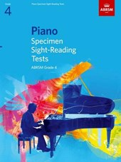 Piano Specimen Sight-Reading Tests, Grade |  |
