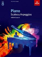 Piano Scales & Arpeggios, Grade