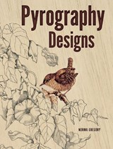 Pyrography Designs | Norma Gregory |