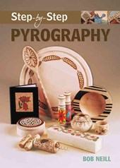 Step-by-step Pyrography