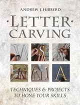 Letter Carving | Andrew Hibberd |