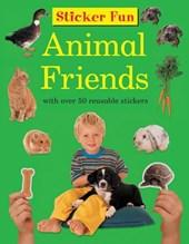 Sticker Fun - Animal Friends